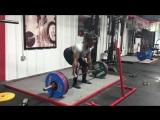 Чакера Холкомб - тяга 262 кг на 4 (82 кг)