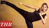 Stuntwomen for Scarlett Johansson, Elizabeth Olsen, Evangeline Lilly &amp More Women of Action THR