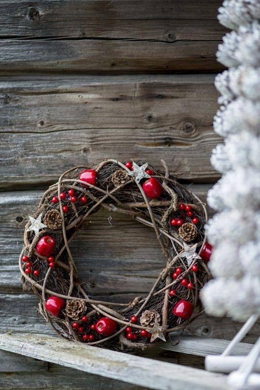 Идеи для рождественского декора