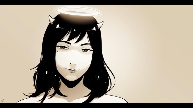 SpeedPaint - Alice Angel (BATIM)