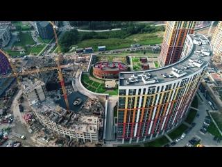 Ultra Сity: ход строительства, сентябрь 2018