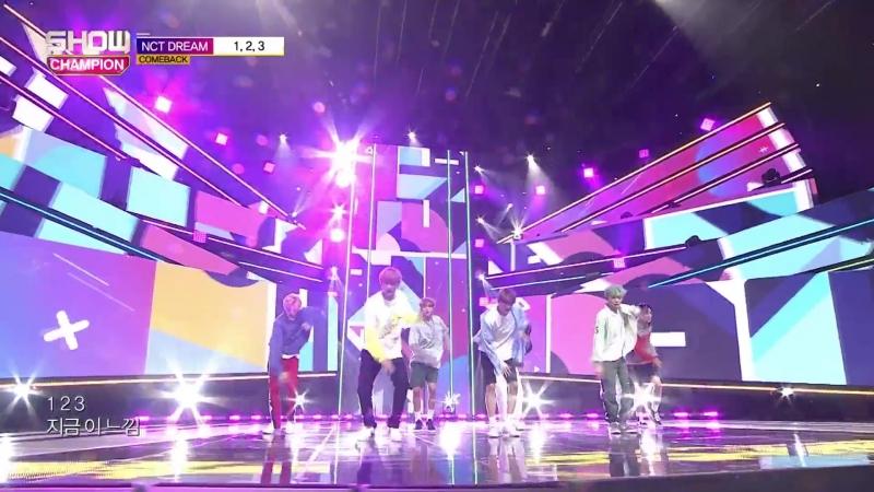 NCT Dream - 1,2,3 (Show Champion EP.283)