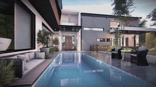 Catherine Hill Bay Residence - Lumion 9 - 3D Animation Property
