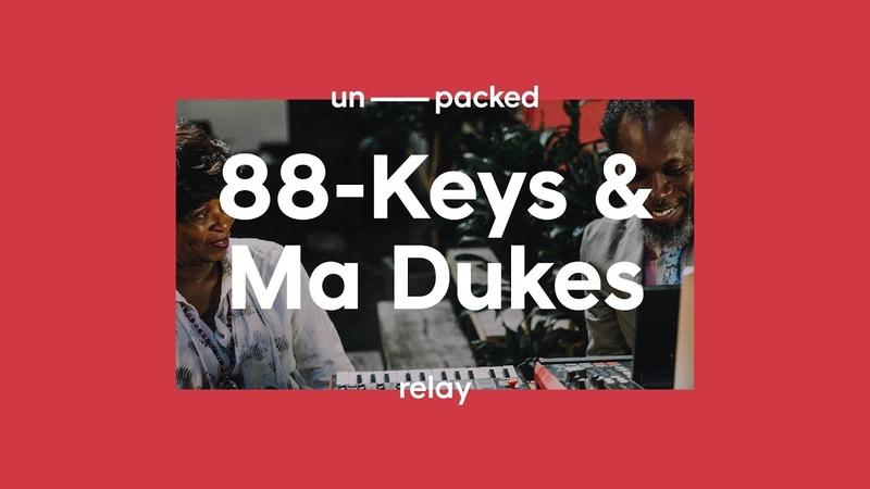 референс Jay Dee (aka J Dilla)'s sounds explored by mother Ma Dukes 88-keys | Unpacked: 88-keys Ma Dukes