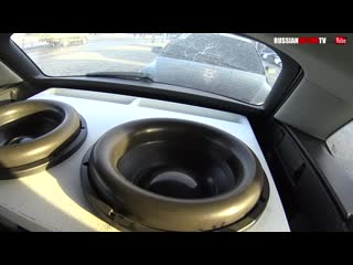 SKODA DStyleAudio. 155 с багажника