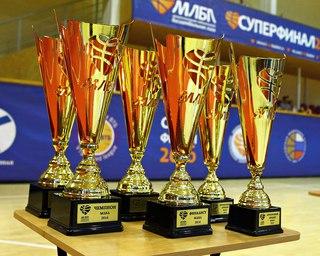 Суперфинал МЛБЛ 2016. Награждение!