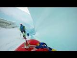 Kayaking in Freezing Temperatures Explorers S5