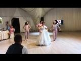 Танец-сюрприз от невесты Анастасии 26.08.18 #AA_wedding💃🏻