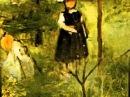 Domenico Scarlatti - Sonata in Fa minore K 69 - Berthe Morisot