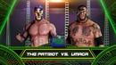 WWE 2K18 - The Patriot vs Umaga