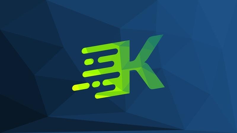 Inkscape Tutorial: Motion Letter Logo Design