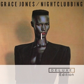 Grace Jones альбом Nightclubbing