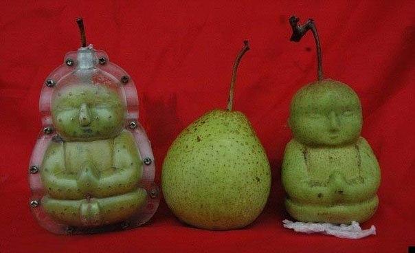 Бизнес-идея: Выращивание фигурных овощей и фруктовНи для кого не явл