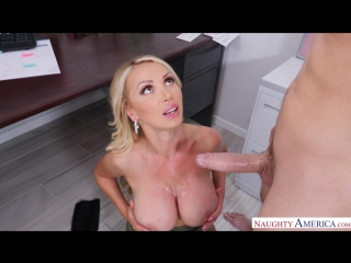 Nikki Benz  [Mature, MILF, анал Big Dick, Blowjob, Anal, зрелая,секс,порно,POV]