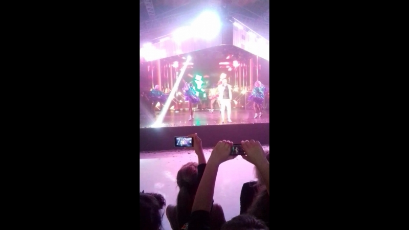 шоу«N TOUR» С. Лазарев 12 июня 2018 г. Россошь