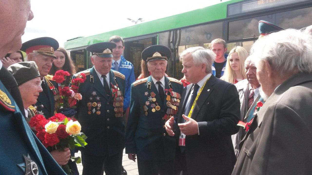 """Беларусь отказывается от """"георгиевских"""" ленточек - Цензор.НЕТ 1412"""
