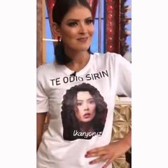 """Seray Kaya on Instagram: """"Bu yaşadığım şahane bir duygu! 😵 Meksika da yayınlanan 'Venga la alegría' programında dizimiz 'KADIN' dan bahsedilmiş. B..."""