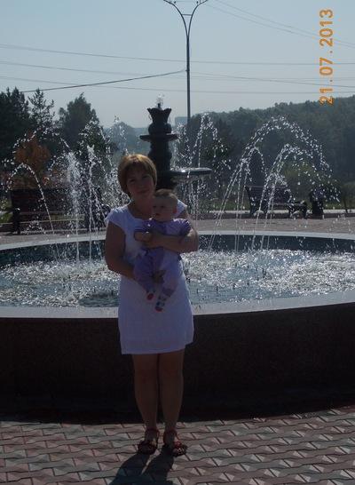 Ландыш Мустафина, 17 июня 1983, Прокопьевск, id54824605