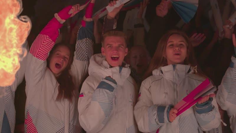 11 декабря 2018 года! Этап «Эстафеты огня Универсиады – 2019» в Новосибирске.