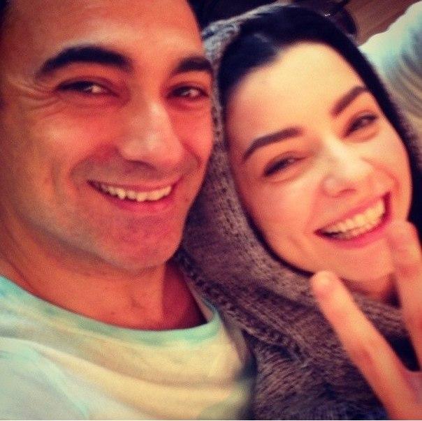 селим байрактар и его жена фото