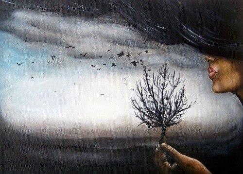 Самый богатый на свете – ветер. Люди бросают на него слова, деньги, надежды, люб...