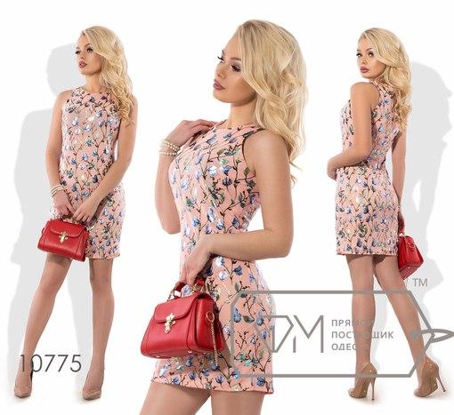Платье  № 10775