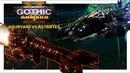 BATTLEFLEET GOTHIC ARMADA 2 Asuryani vs Adeptus Astartes 1v1 Beta Gameplay Ranked Battle 01