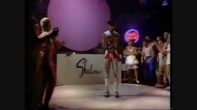 Shalamar (Jeffrey Daniels) - A Night To Remember