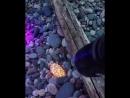 поиск флоурисцентных камней