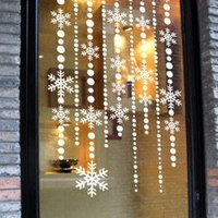 Как украсить окна к новому году.