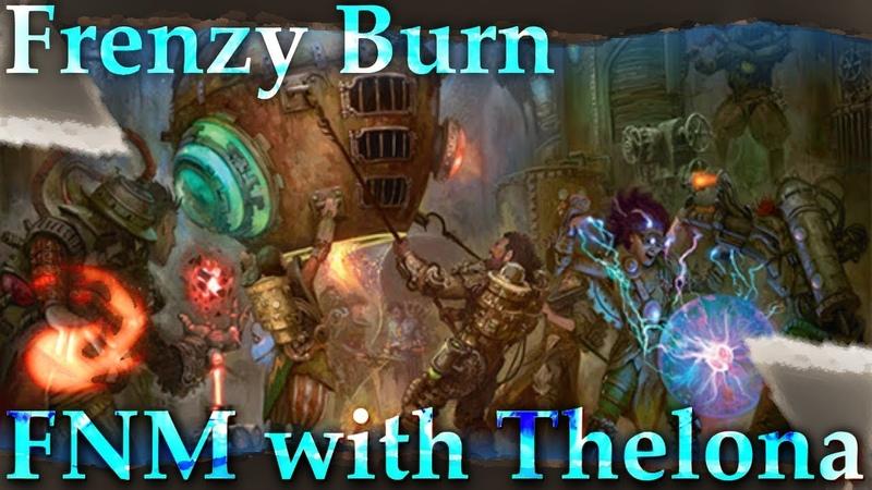 Magic Arena   Mono Red Frenzy Burn   Budget Decks