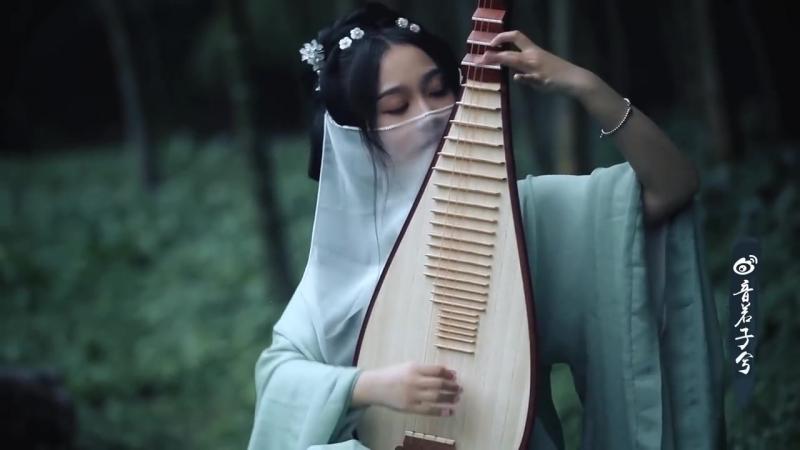 Инь Жао Цзыси (音若子兮) – Половина мотка пряжи (半壶纱)