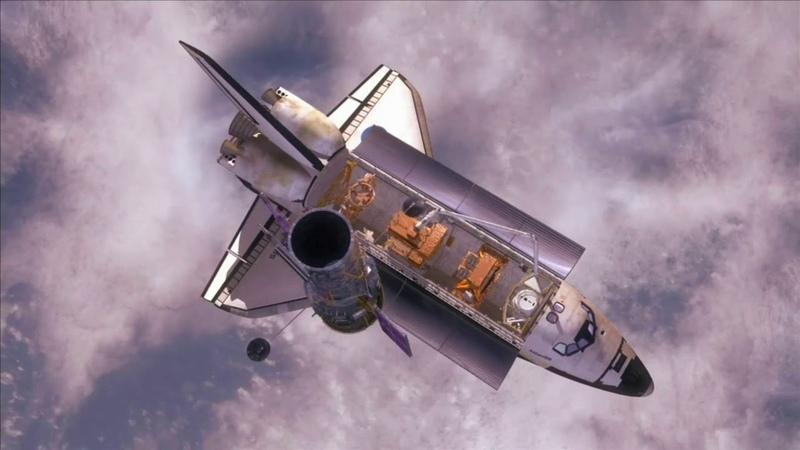 Tàu con thoi được phóng lên vũ trụ và trở về như thế nào
