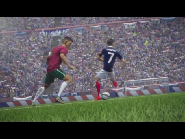 Nike Soccer: The Last Game ft. Cristiano Ronaldo, Neymar Jr., Rooney, Zlatan, Iniesta more