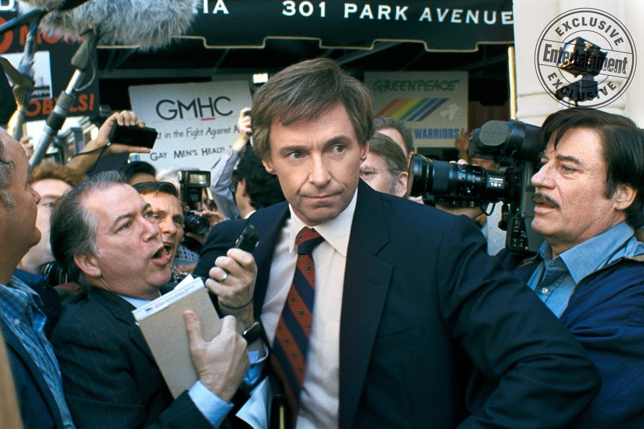 Хью Джекман в биографической драме «Главный кандидат».