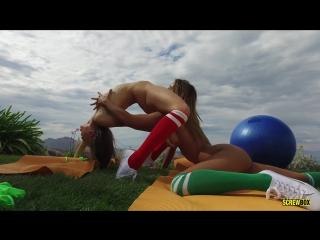 Uma Jolie and Kimmy Granger - Экстремально Качественное порно ! СУПЕР ДЕВОЧКИ !