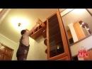 Фабрика мебели АРС - 3 шкафа и процесс сборки мебели для прихожей