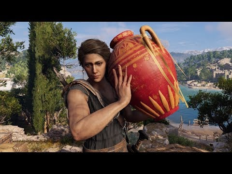 Assassin's Creed Odyssey Тест не Нового Компа33