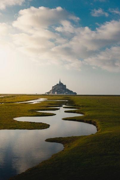 Северо-западное побережье Франции.