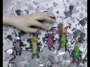 4 таракана и сверчок Мультипликационная студия «Ежик и медвежонок»