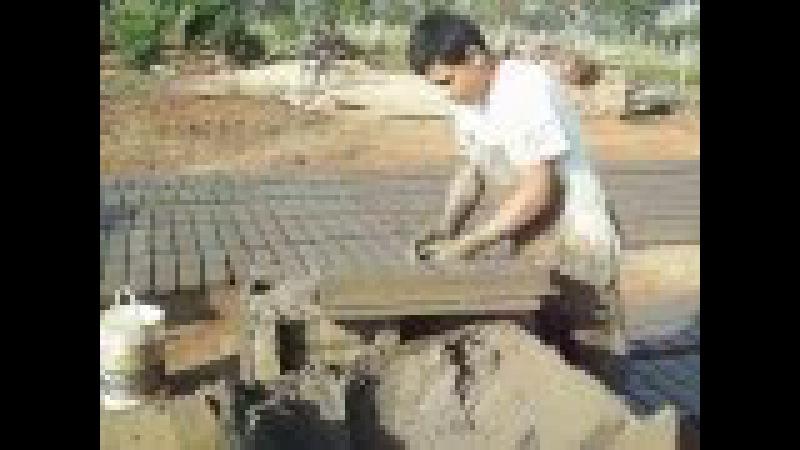 Fabrica Artesanal de ladrillos (Los Oleros S Isidro) 16-09-2010