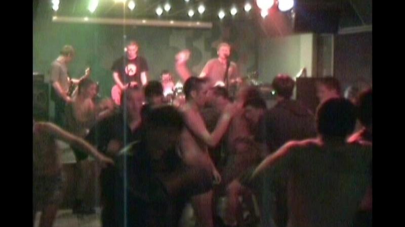 Бампер - Five Years of Fuckin Up, F-Club, 05.10.2007