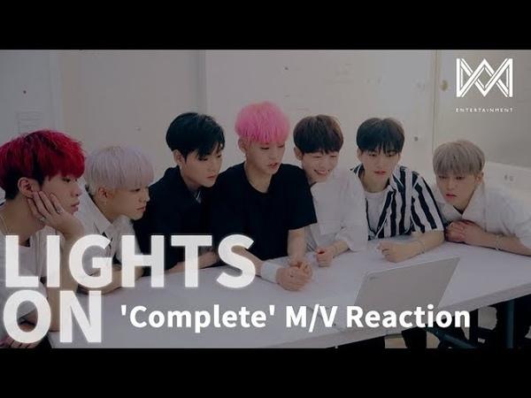 [LIGHTS ON] Ep.15 'Complete' M/V Reaction onf