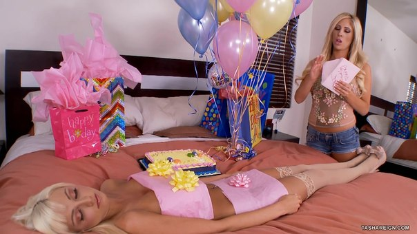 For Her Birthday  Rikki Six and Tasha Reign
