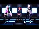 MMD Miku Teto Haku - Mischievous Function feat. JubyPhonic