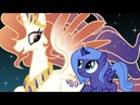 MLP Soaring with Stars ANIMATED Original Song [PMV]