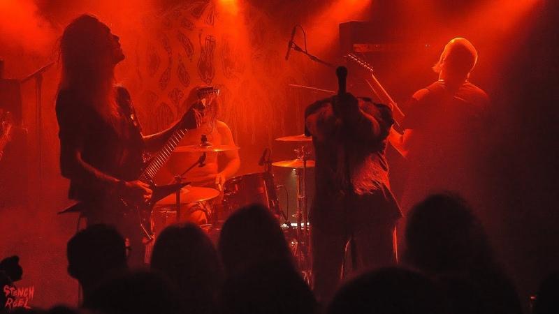 HYPERDONTIA LIVE DEBUT @ kill-Town Deathfest The Resurrection (Copenhagen)