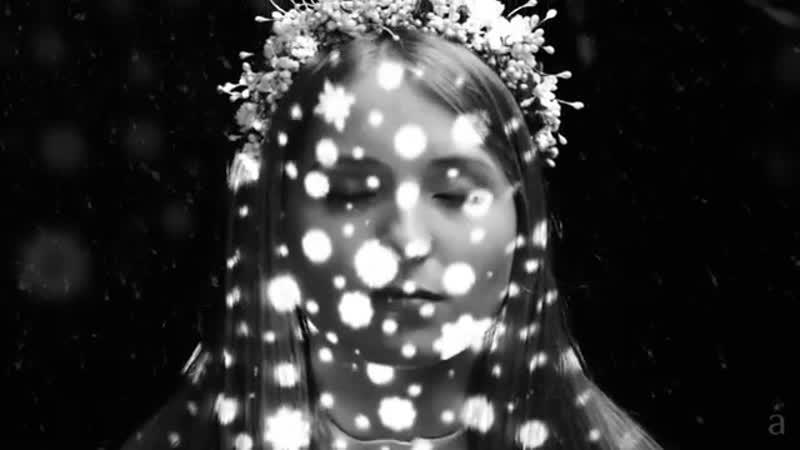 кліп на песьню «Сьвяты вечор»