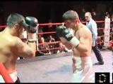 ПРО-дебют! Евгений Хитров - Кристиан Нава 2013-12-18 Evgen Khytrov - Christian Nava