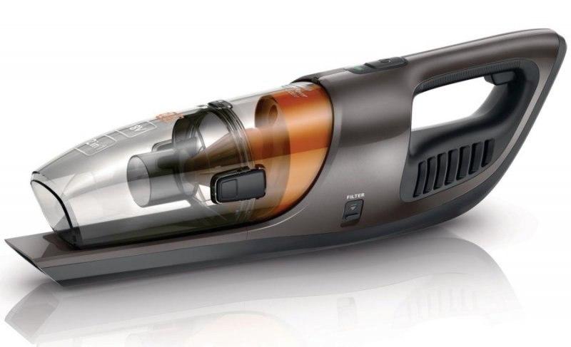 Новый пылесос Philips PowerPro Duo